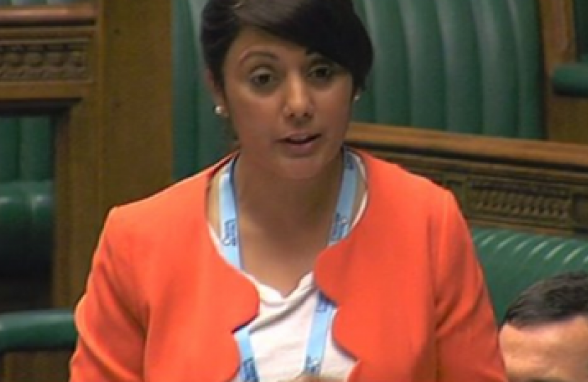 Nus Speaking in the Chamber