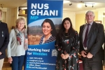 Ghani in Mayfield to discuss Telecoms Mast
